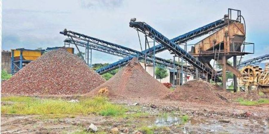 This construction and demolition waste plant in Vijayawada boosts realty  sector- The New Indian Express