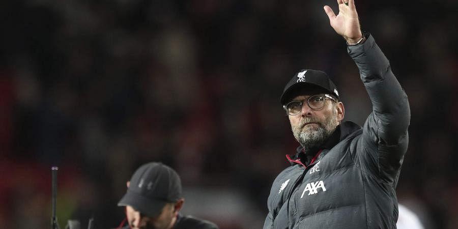 Liverpool's manager Jurgen Klopp. (Photo | AP)