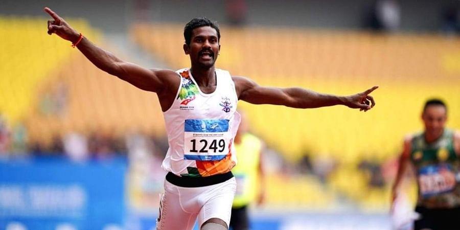 Subedar Anandan Gunasekaran qualifies for Tokyo Olympics 2020