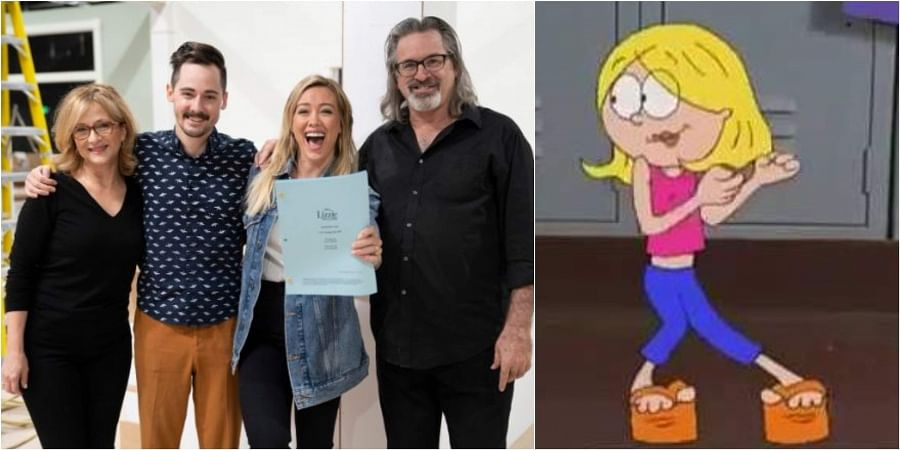 Lizzie McGuire revival series casts all original McGuire family members