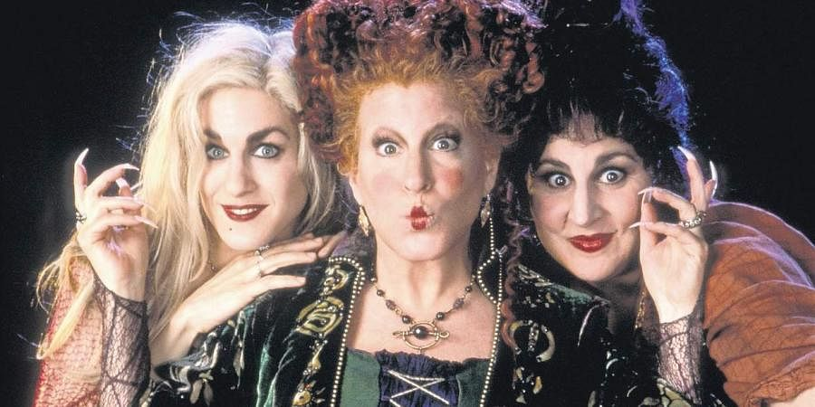 A Hocus Pocus Sequel Is Officially On The Cards The New Indian Express