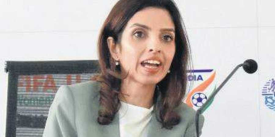Roma Khanna is the first Indian to be appointed as the tournament director for a FIFA tournament.
