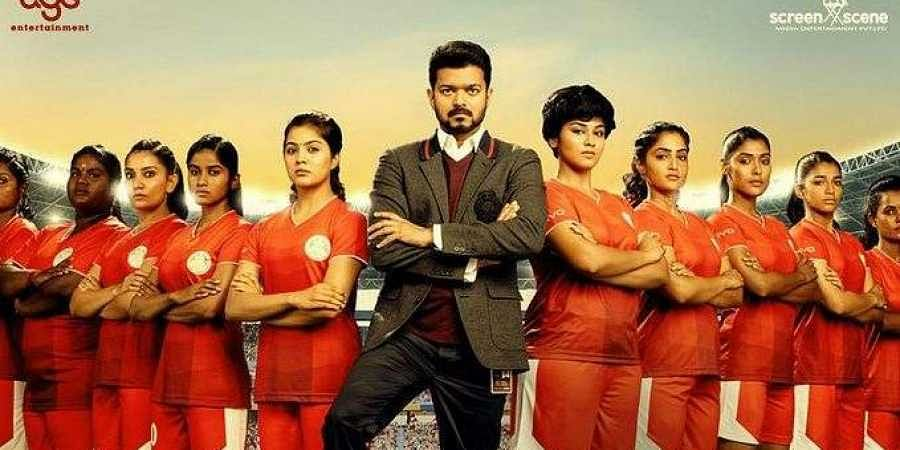 Bigil' review: Thalapathy's 'message' is flawed in this more massy ...