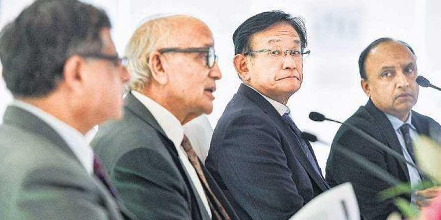 Maruti Suzuki chairman RC Bhargava