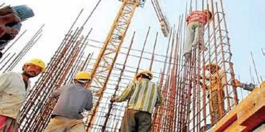 construction, workers, migrant workers, labourers, building, representational image, industry, GDP,