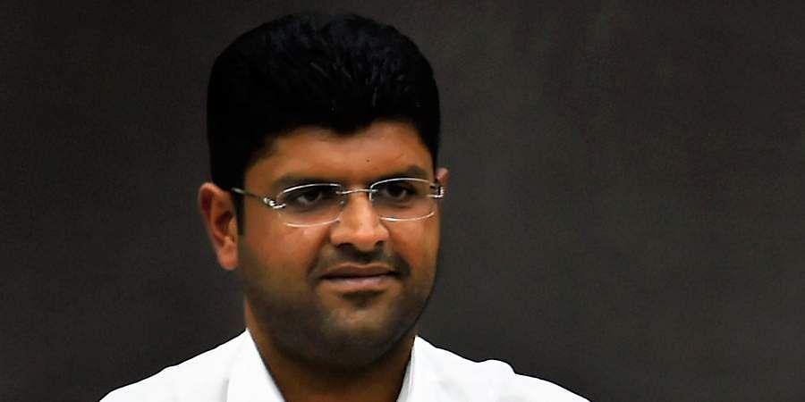 Jannayak Janta Party leader Dushyant Chautala