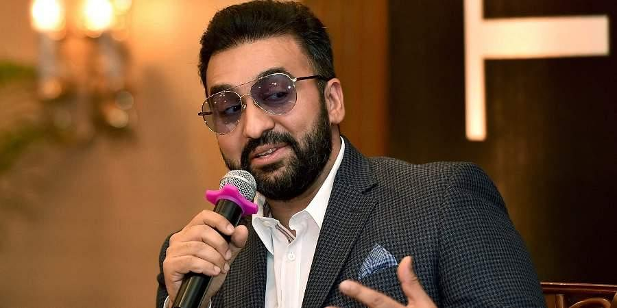 Businessman and Bollywood actress Shilpa Shetty's husband Raj Kundra