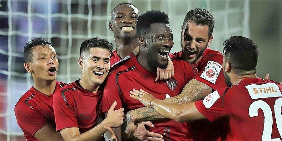 The Highlanders made their advantage count through Gyan who popped up with a header six minutes from the final whistle.