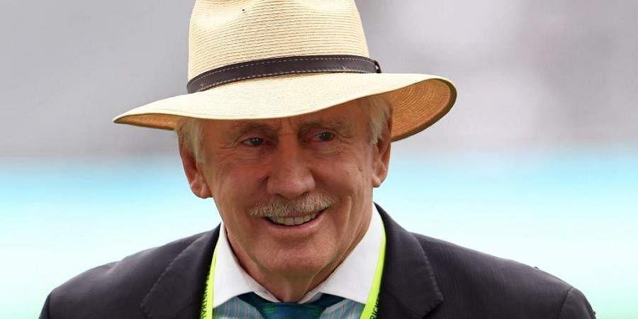 Former Australian captain Ian Chappell. (Photo   AFP)