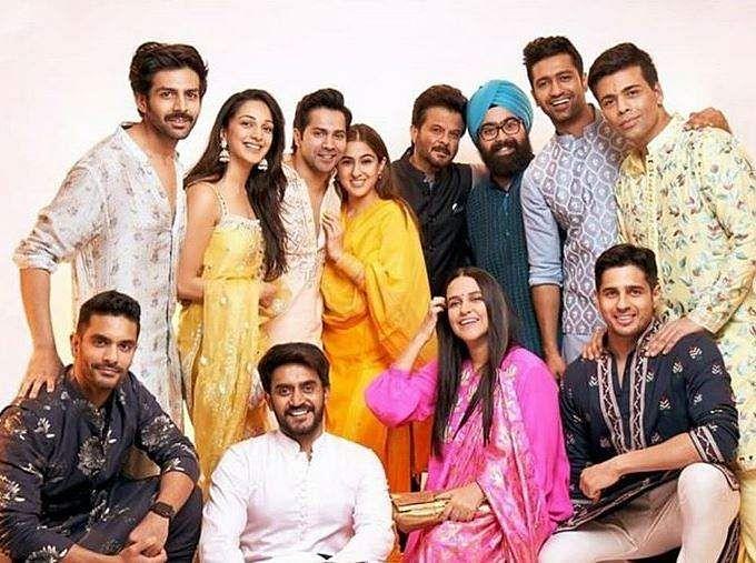 2019-Bollywood-Diwali-Photos-Karan-Johar-Dharma-Productions-Party