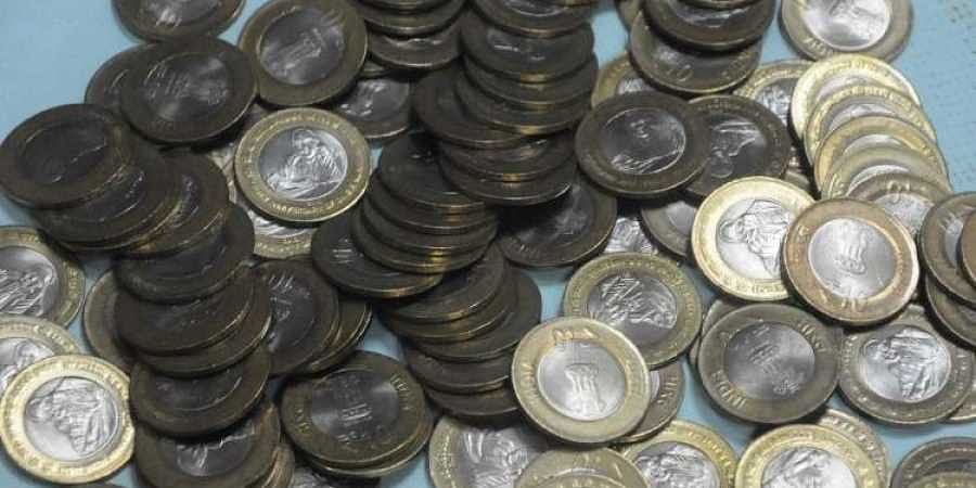 he police came across a sack with Re 1 and Rs 2 coins, some bank documents, his Aadhaar, PAN and senior citizen cards,