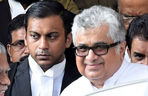 Unelected people think they can impose will on govt through courts: Harish Salve