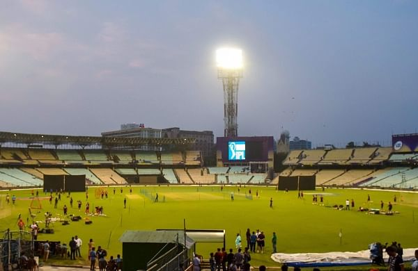 Eden Gardens to be used as COVID-19 quarantine facility for police personnel