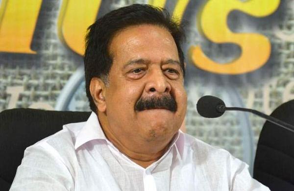 Ramesh Chennithala slams govt in KU mark tampering case