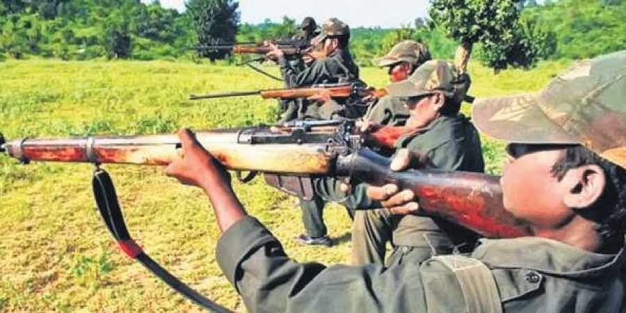 Maoists, naxals