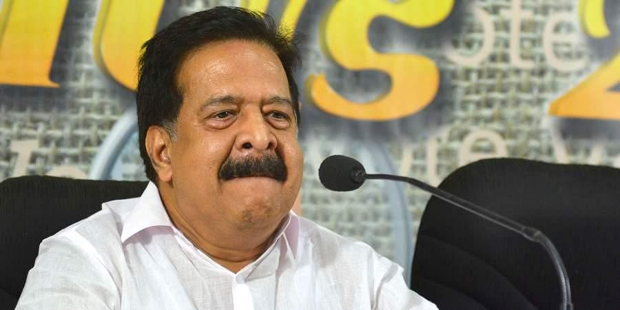 Kerala Leader of Opposition Ramesh Chennithala