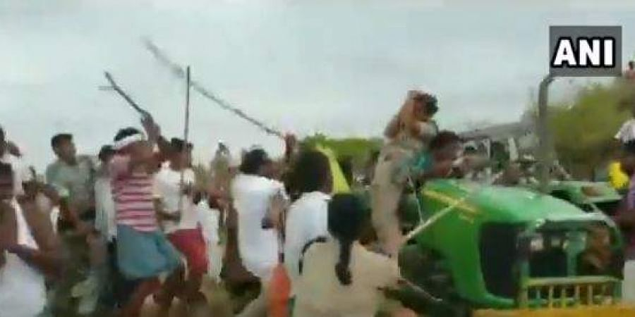 telangana_forest_officer_attacked_ANI