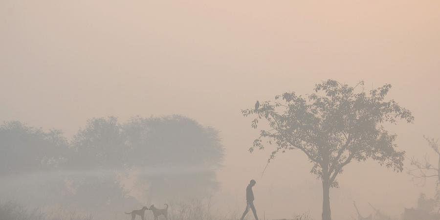 Delhi winters, Delhi fog, air quality