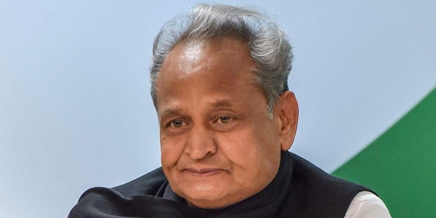 Rajasthan CMAshok Gehlot