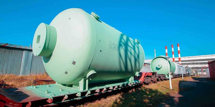 Second steam generator for Kudankulam Nuclear Plant Unit-4 shipped from Russia