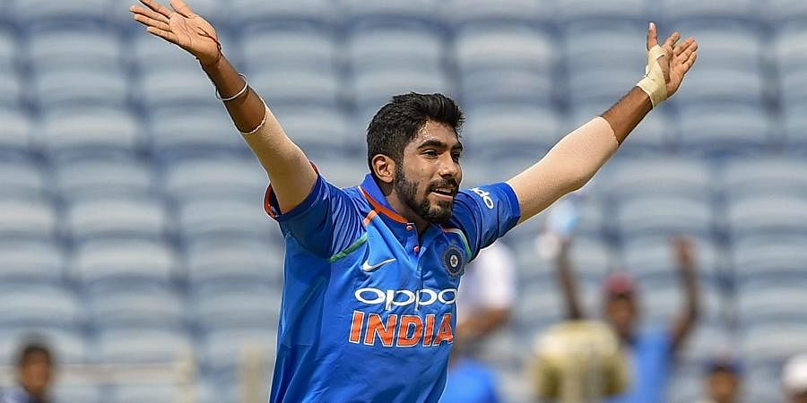 Indian bowler Jasprit Bumrah. (Photo | PTI)