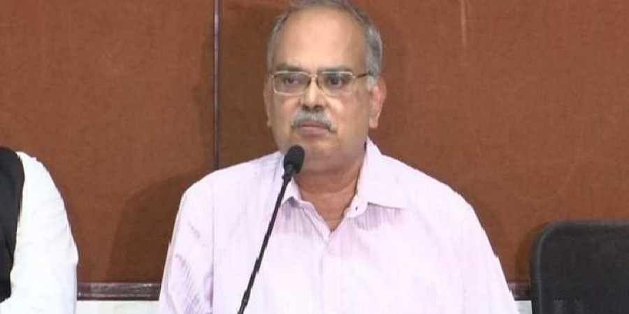 Sacked Punjab and Maharashtra Cooperative Bank MD Joy Thomas