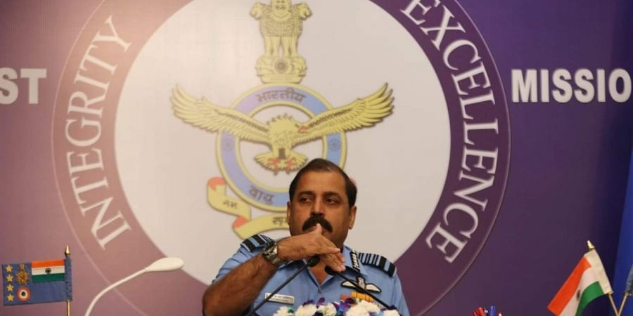 Air Chief Rakesh Kumar Singh Bhadauria.
