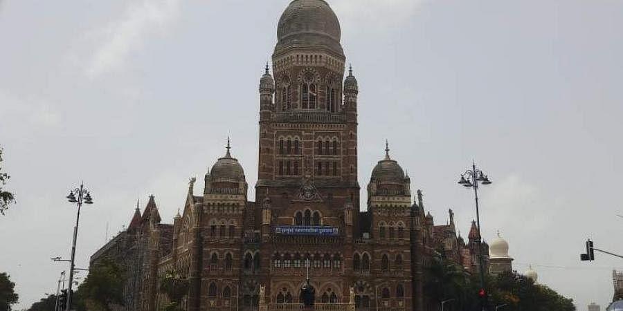 Brihanmumbai Municipal Corporation headquarters in Mumbai