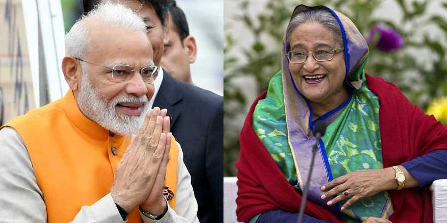 Hasina will visit India from October 3 to 6 at the invitation of Prime Minister Narendra Modi.