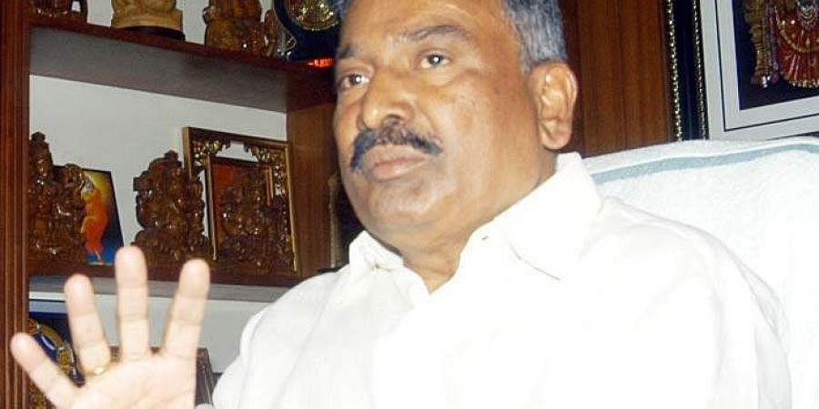 Panchayat Raj and Rural Development Minister Peddireddy Ramachandra Reddy