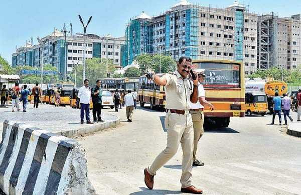 350 buses to stop farther from Chennai Central station