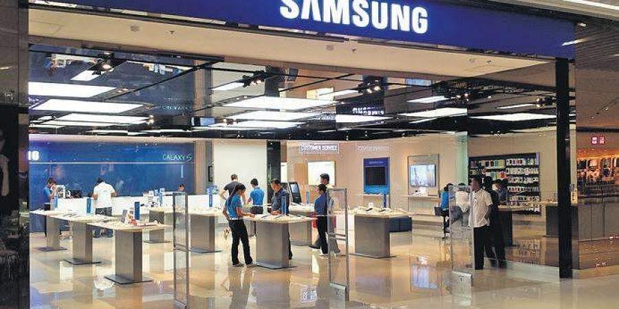 Samsung outlet