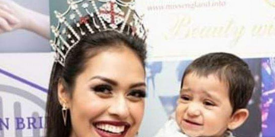 Miss England 2019 Bhasha Mukherjee
