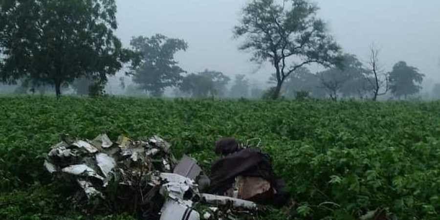 Telangana plane crash