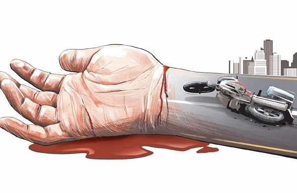 Food delivery agent knocked down by drunk driver in Chennai's Nungambakkam