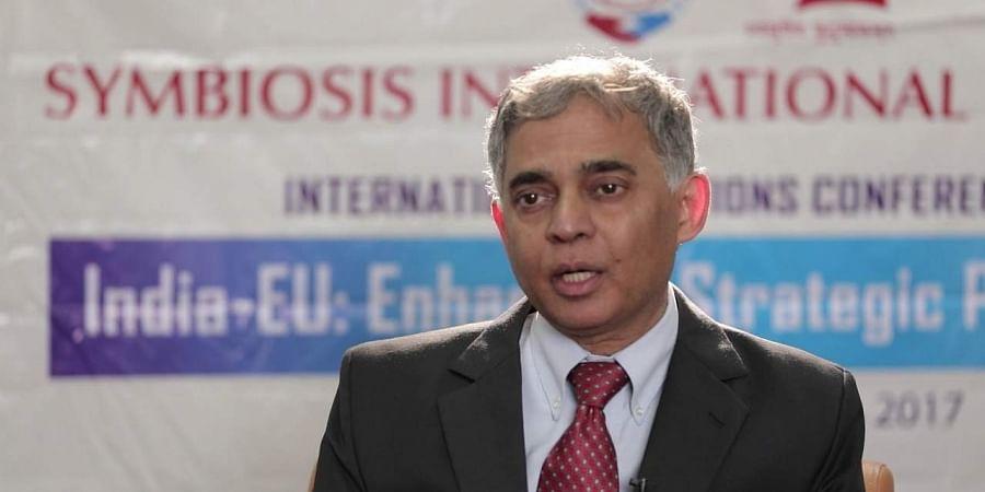 Senior diplomat Anumula Gitesh Sarma