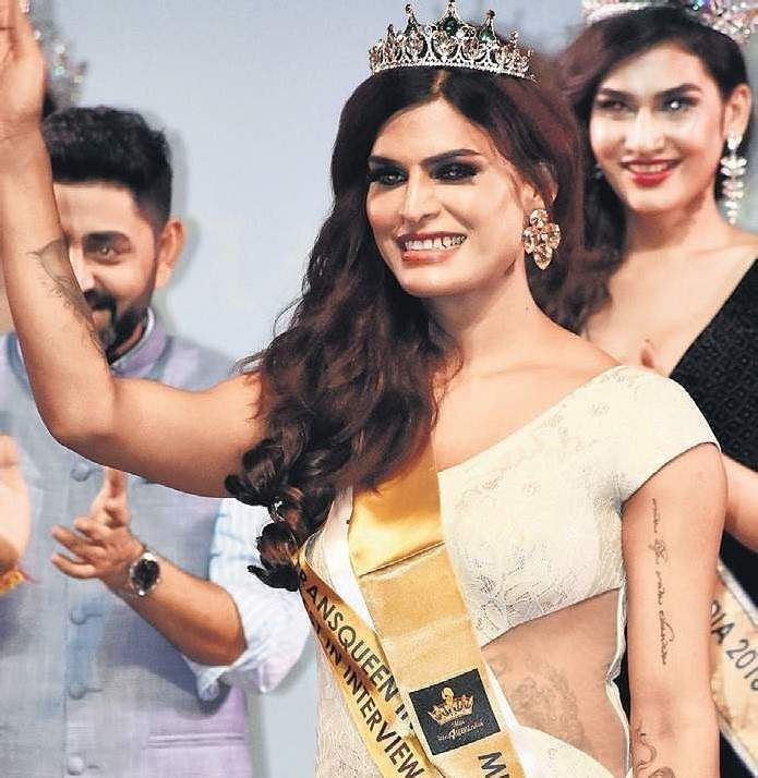 Miss Trans Queen India Nithu RS