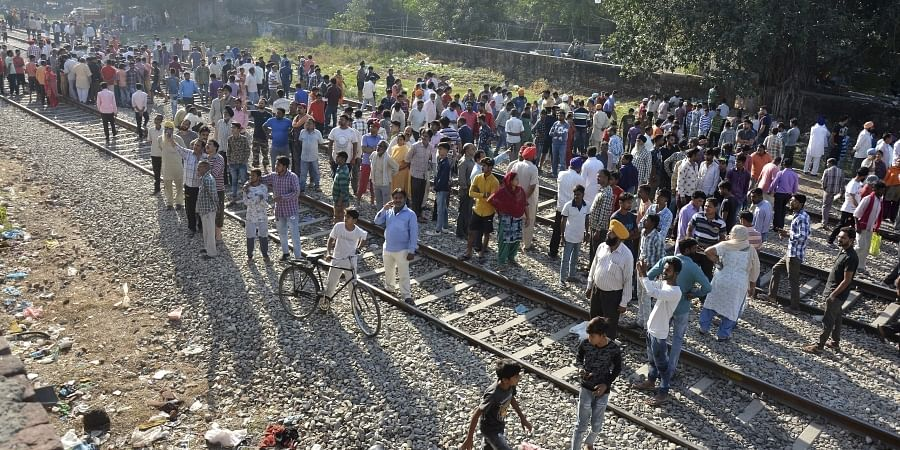 Amritsar rail tragedy