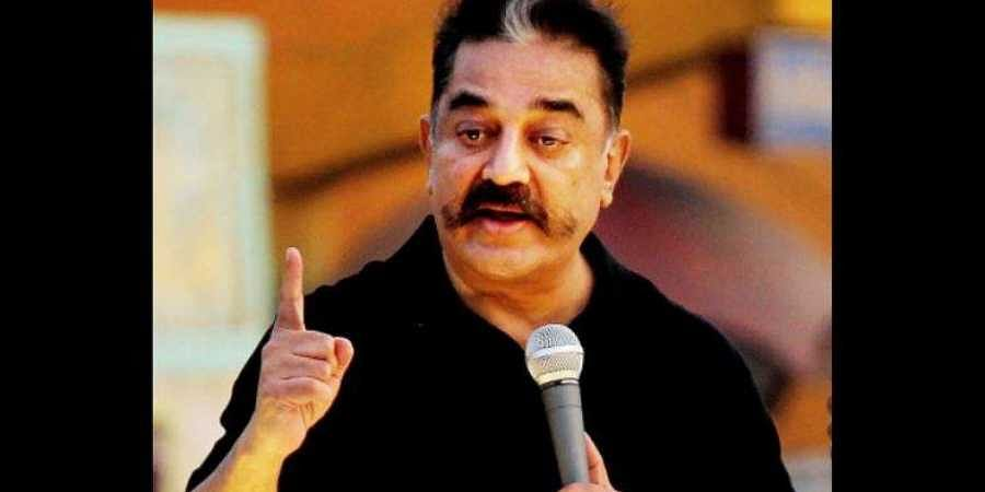 MNM chief Kamal Haasan