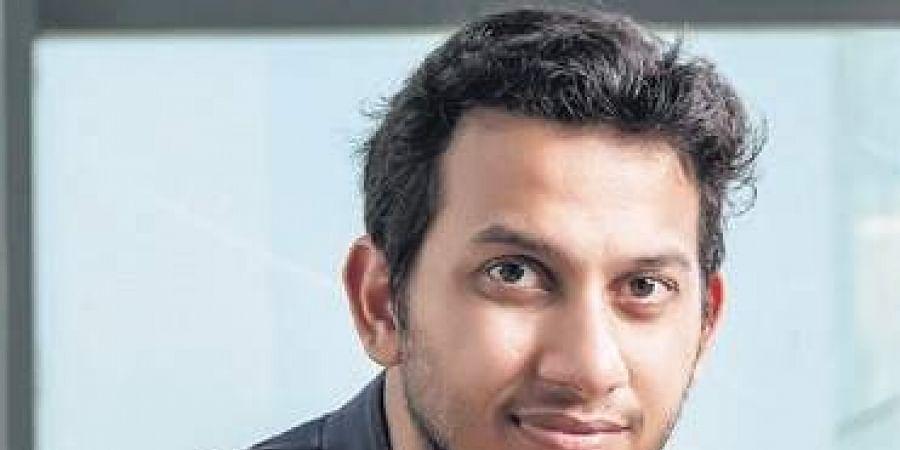 OYO hotels founder Ritesh Agarwal