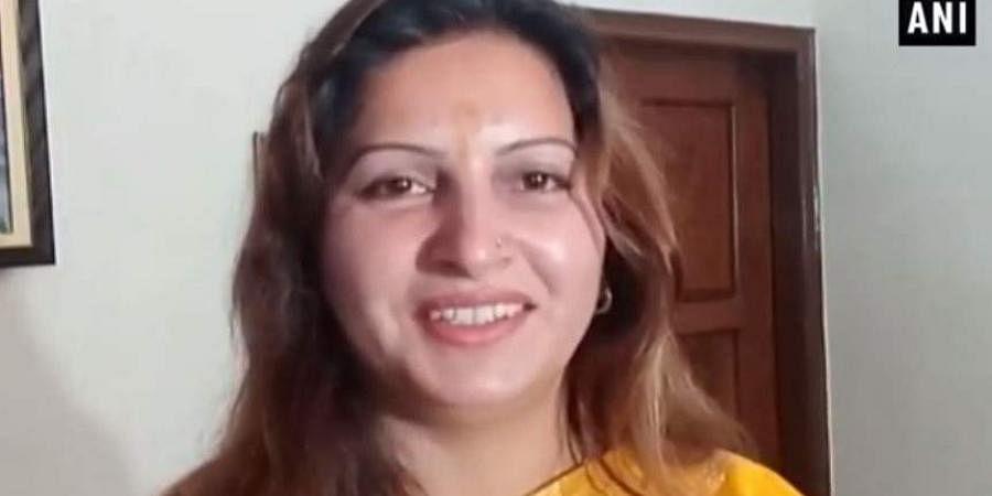 Haryana BJP candidate Sonali Phogat