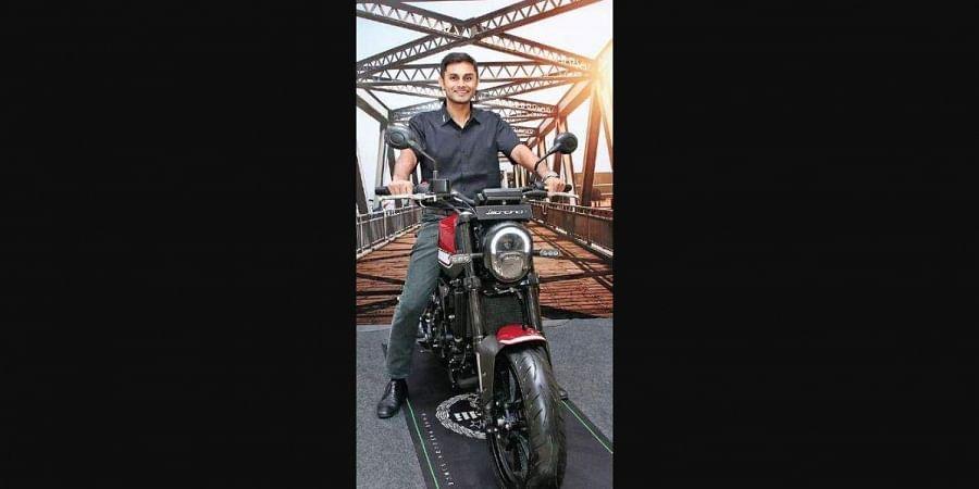 Vikas Jhabakh, Director, Mahavir Group