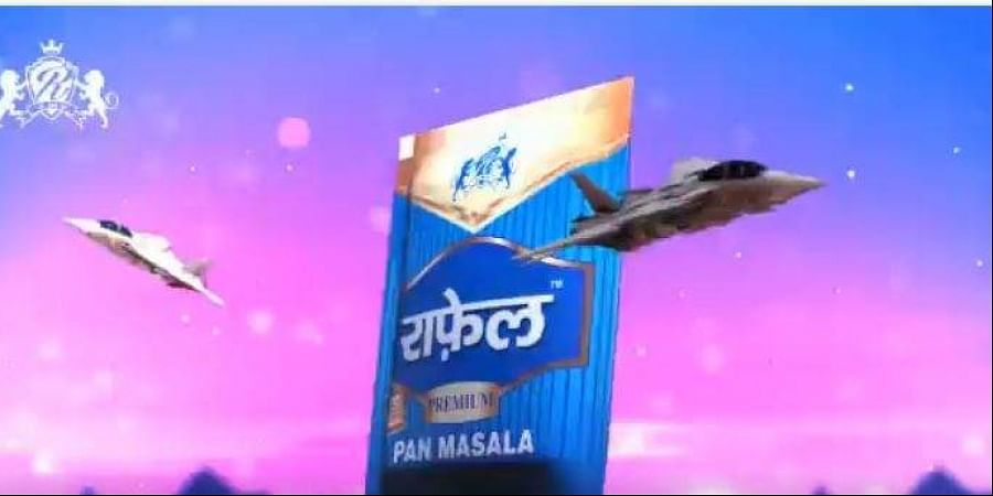 Rafale jets: Can this pan masala brand sue Dassault Aviation for copyright violation?