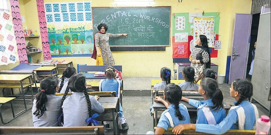 Directorate of Education stopped hiring for govt-aided schools in the city to revamp the recruitment process.