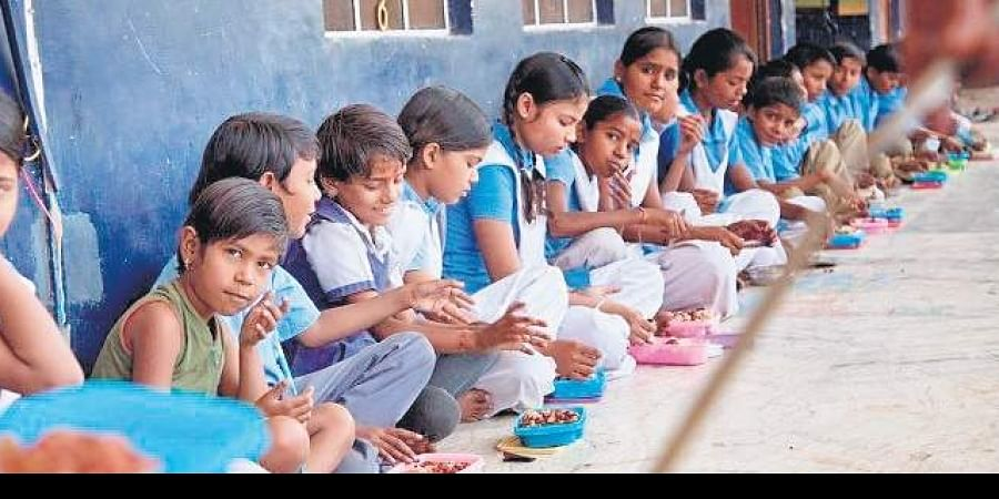 The concept of mid-day meal was introduced by the late Dr Coluthur Gopalan.