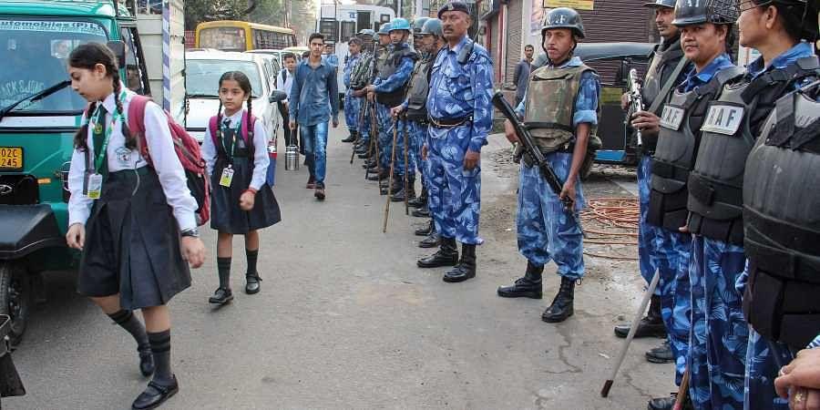 Jammu-Kashmir-bifurcation