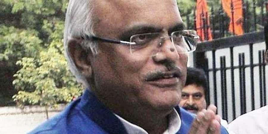 ICCR chief Vinay Sahasrabuddhe