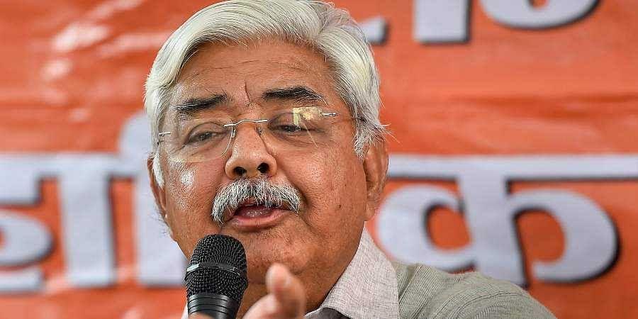 Alok Kumar, international working president of Vishwa Hindu Parishad