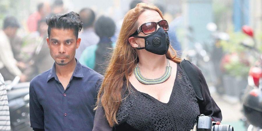 air quality, masks