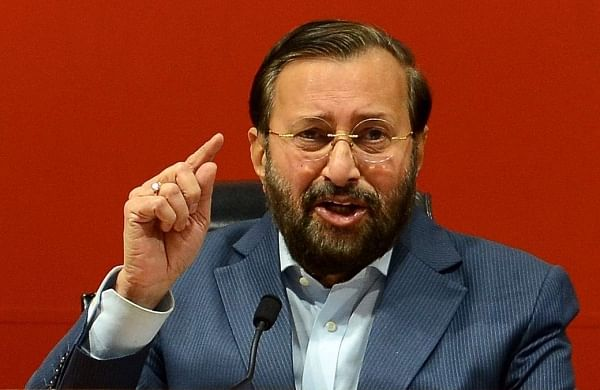 Article 370 abrogation, peace after Ayodhya verdict reflect govt's decisiveness: Javadekar